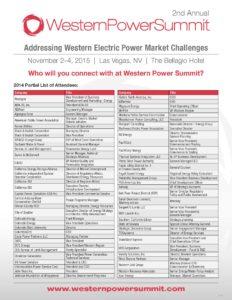 WPS14 Short List of Attendees